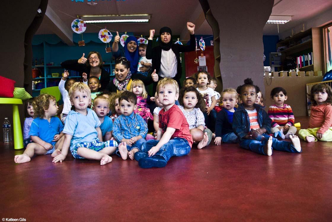 Kindercrèche met Drie Sterren