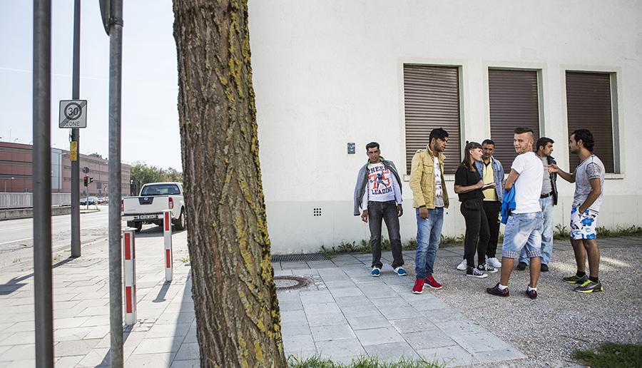 Op weg naar (n)iemandsland: München