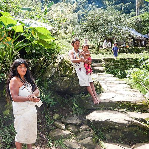 Met dit ritueel worden pubers in de Colombiaanse jungle volwassen