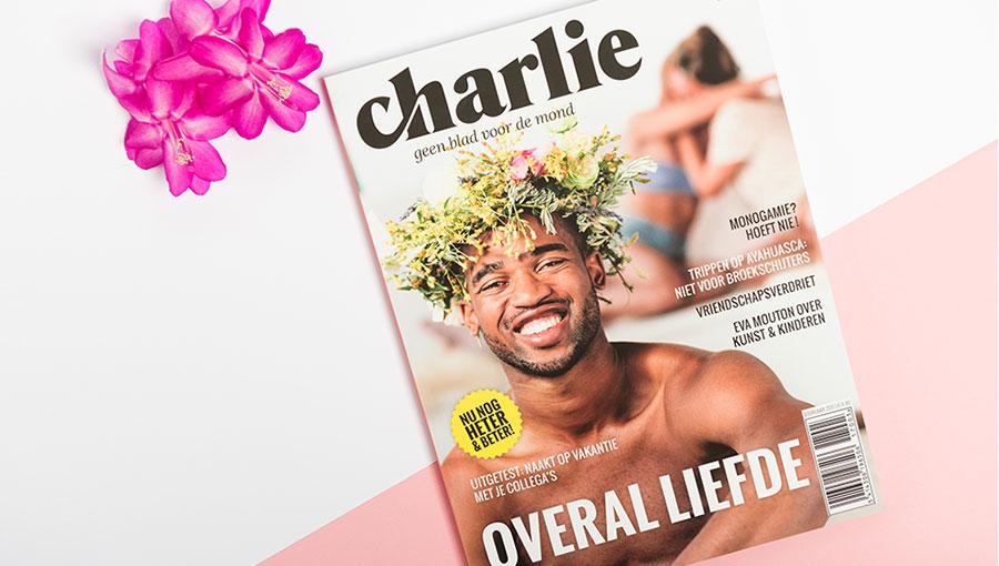 Ons nieuwe bookzine bewijst het: liefde kan ons redden!