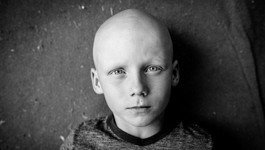 Fotografe Emilie toont de kracht in kwetsbaarheid