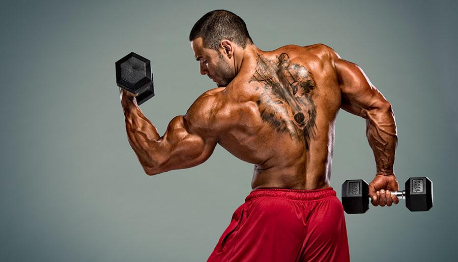 Steroïden maken de man van de 21e eeuw