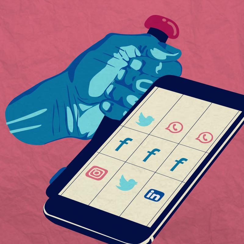 Waarom het zo moeilijk is om jouw smartphone te temmen