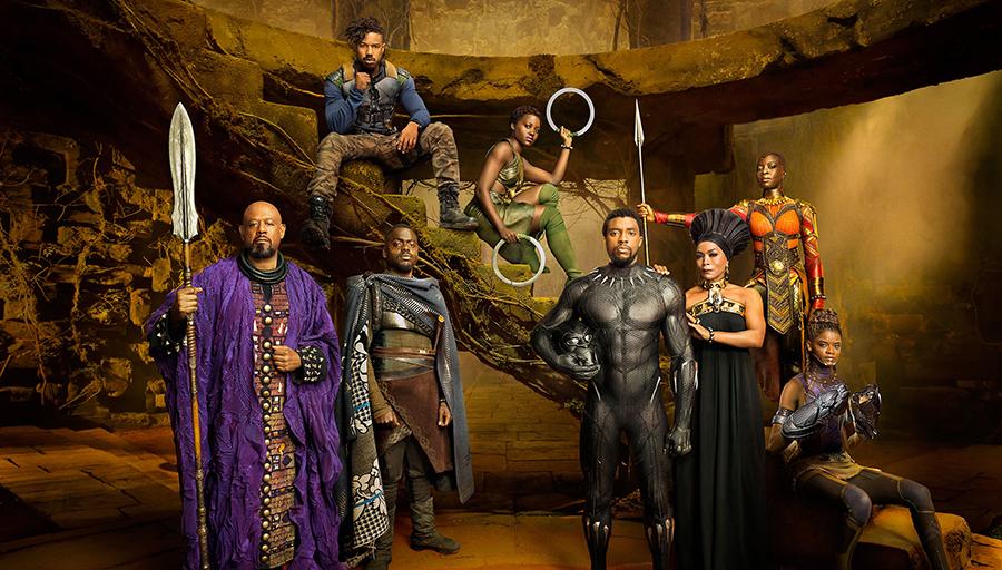 Dromen van Wakanda