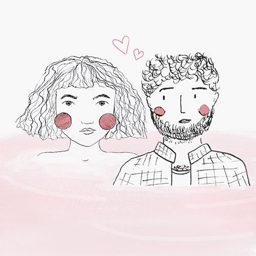 Verliefd op de verliefdheid