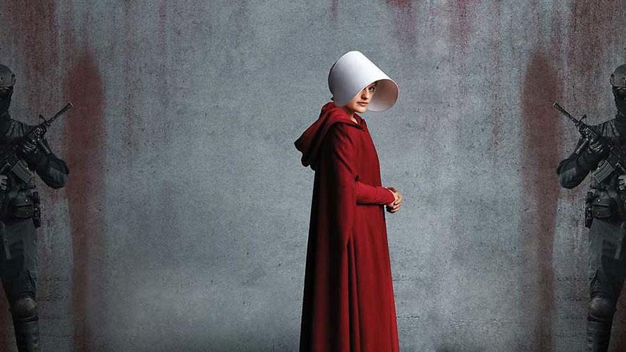 The Handmaid's Tale: donkere fantasie of harde realiteit?