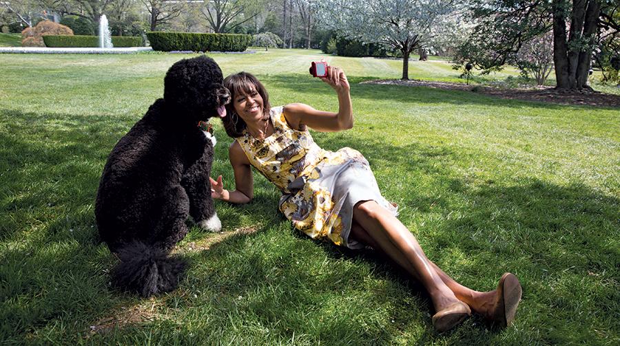 Hoe ik Michelle Obama niet ontmoette, maar wel mezelf tegenkwam