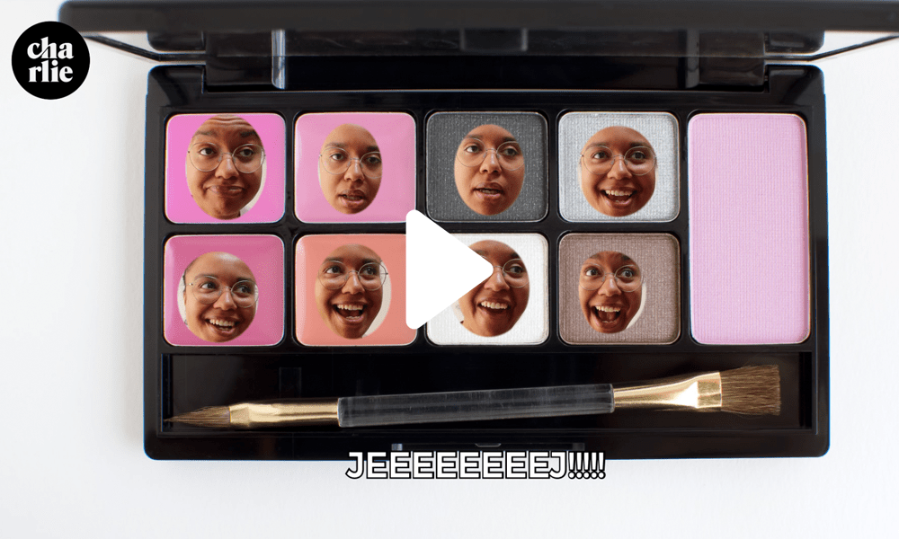 2 minuutjes met Soe: to make-up or not to make-up?